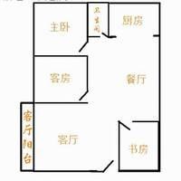推推99深圳房产网荔园新村户型图
