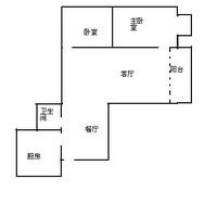 推推99深圳房产网仙湖枫景家园户型图