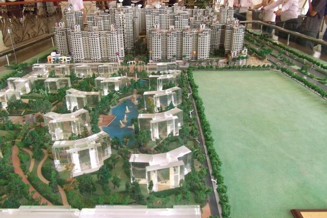 深圳世纪春城三期小区图片