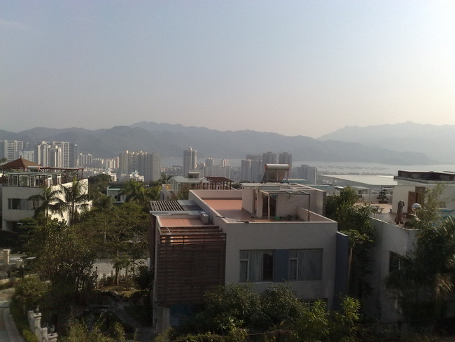 深圳云深处小区图片