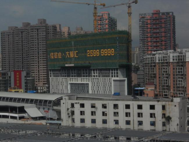 深圳佳兆业可园小区图片