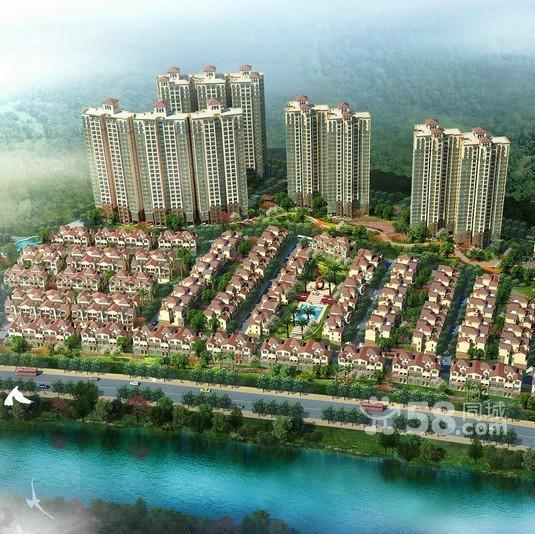 深圳锦江国际小区图片