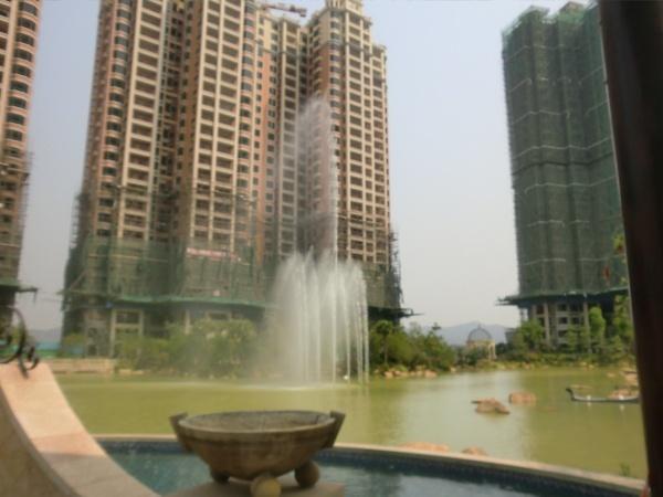 深圳荷兰水乡一期小区图片