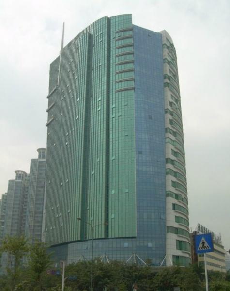 推推99房产网深圳西海明珠大厦写字楼房源出租房源图片