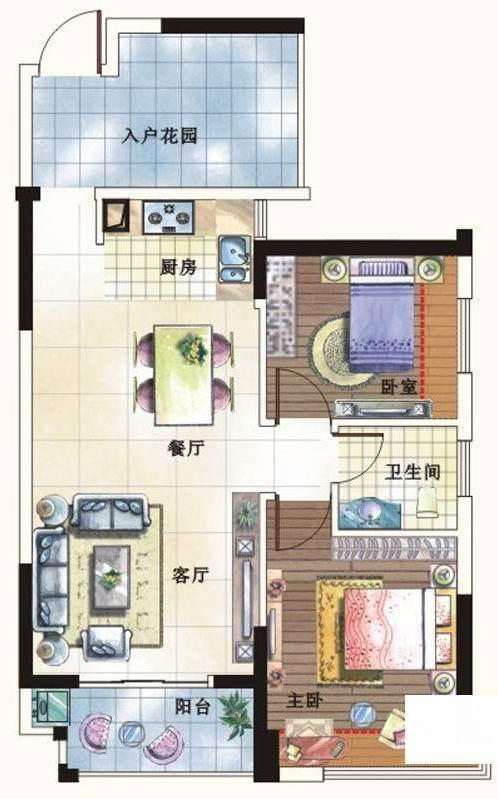 推推99深圳房产网富民苑出租房房源图片