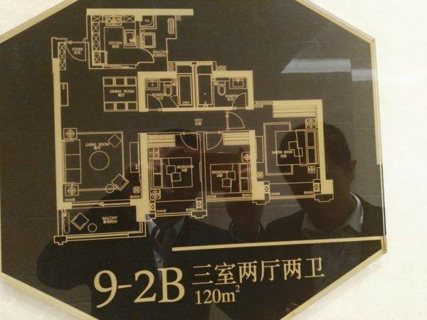 推推99深圳房产网中海天钻户型图