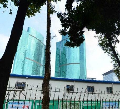 推推99深圳房产网前海时代外景图