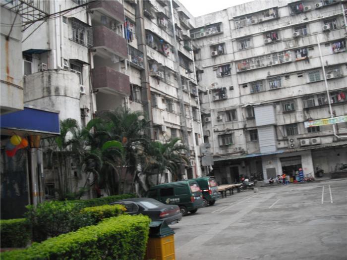 深圳布心公寓外景图