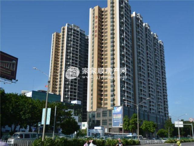 深圳中泰国际小区图片