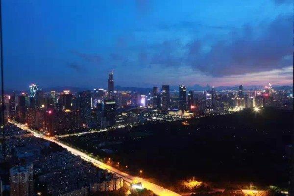 深圳深业上城小区图片