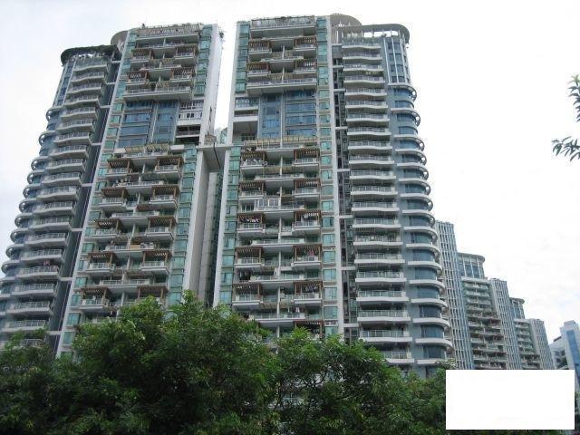 深圳西海明珠大厦外景图