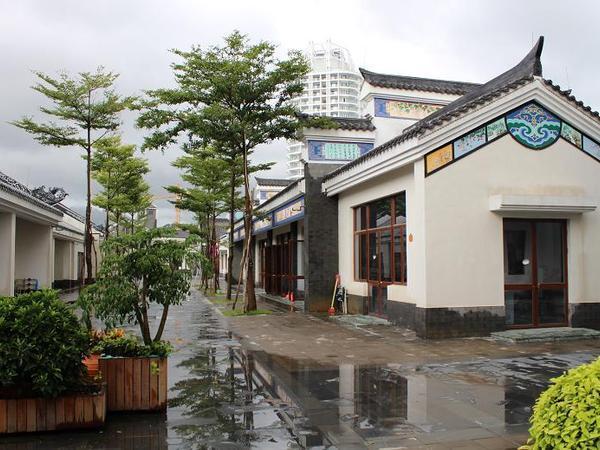 深圳金融街巽寮湾外景图
