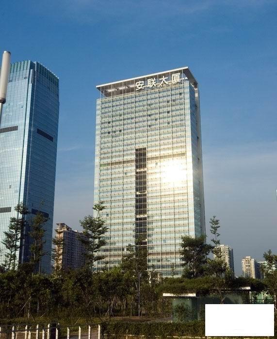 推推99房产网深圳安联大厦写字楼房源出租房源图片