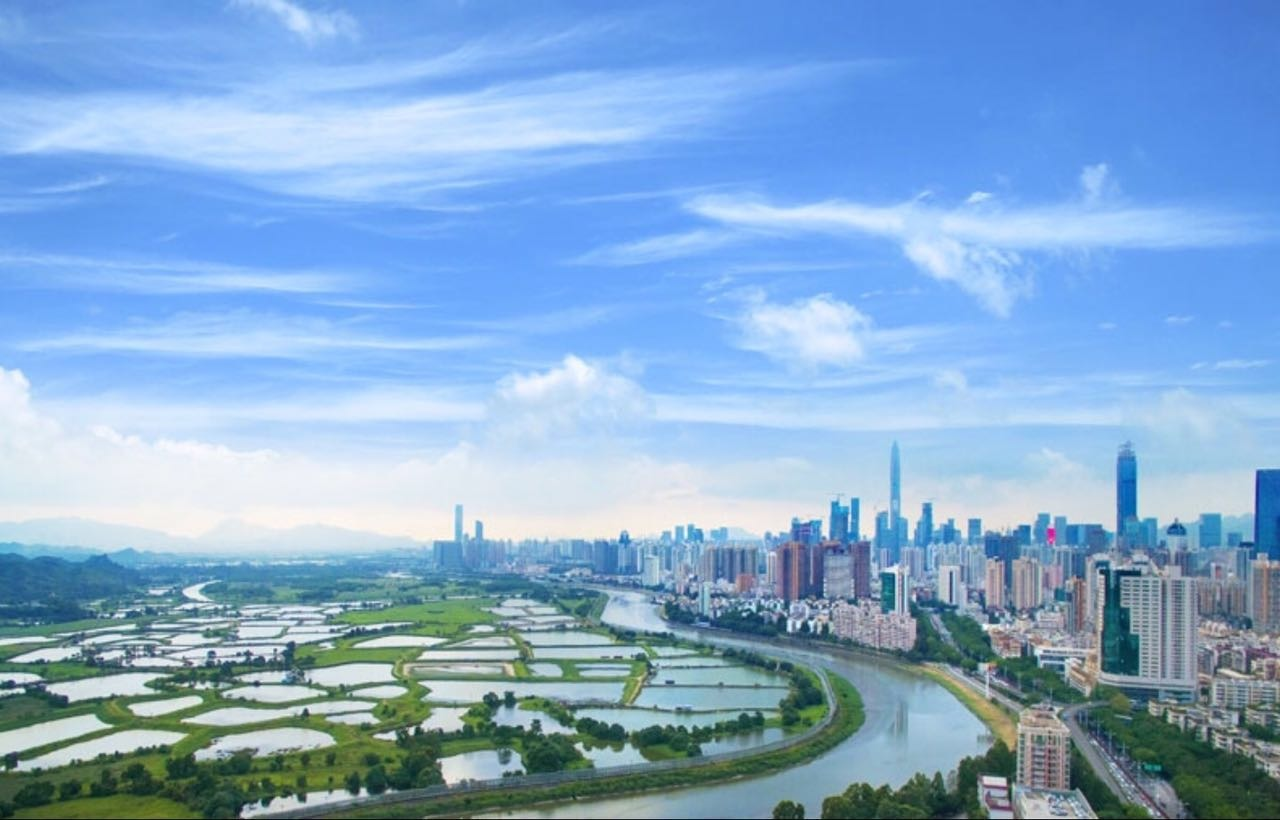 推推99深圳房产网中海天钻外景图