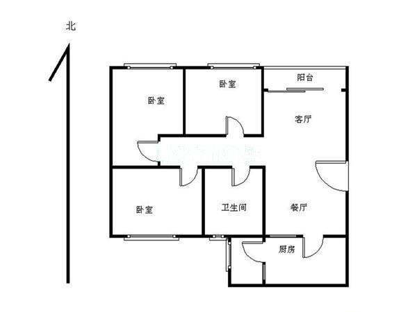 推推99深圳房产网颐林雅院户型图