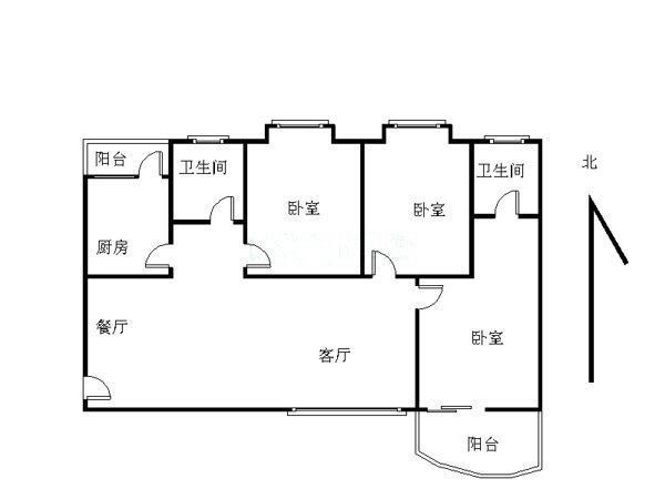 深圳国泰豪园户型图