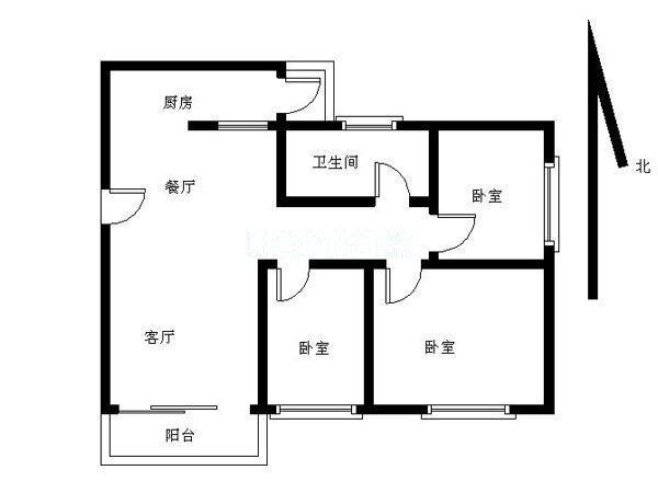 推推99深圳房产网皓月花园户型图