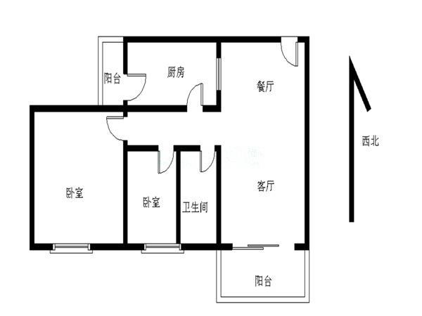 推推99深圳房产网裕安居户型图