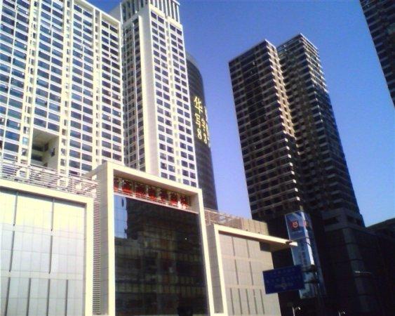 深圳新亚洲国利大厦外景图