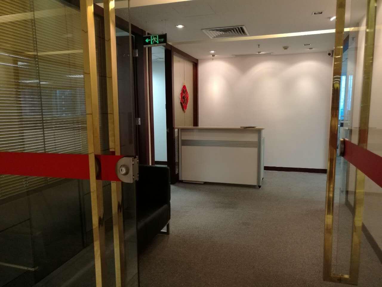 深圳安联大厦外景图