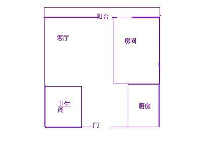 推推99深圳房产网TaTa公寓户型图