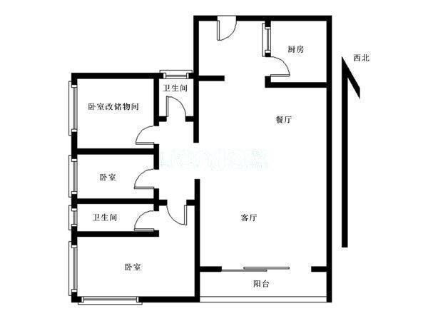 推推99深圳房产网万象天成户型图