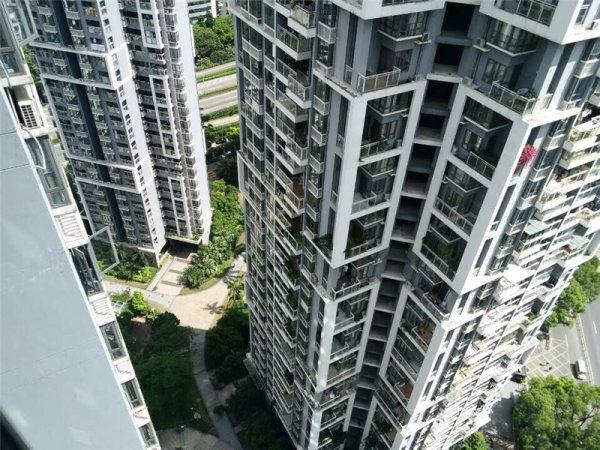 推推99深圳房产网海馨苑外景图
