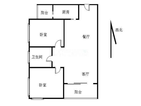 深圳天悦龙庭户型图