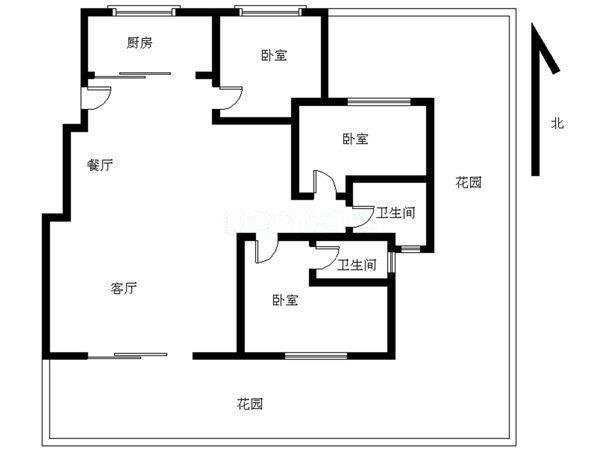 推推99深圳房产网春华四季园户型图