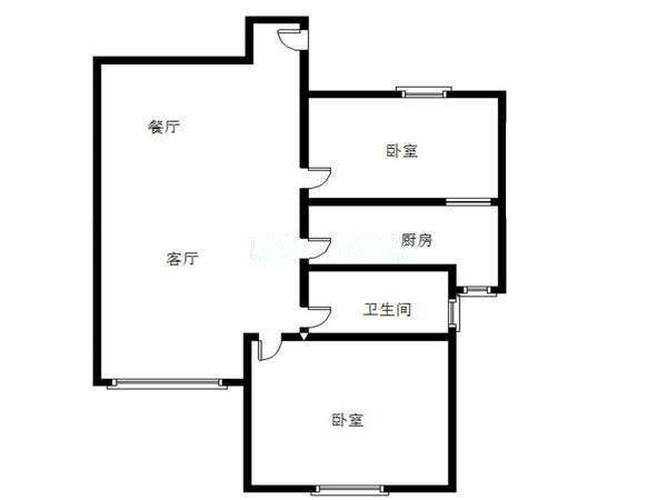 深圳河背村(龙岗)户型图