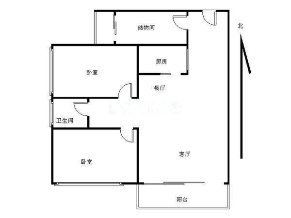 推推99深圳房产网深业东城御园户型图