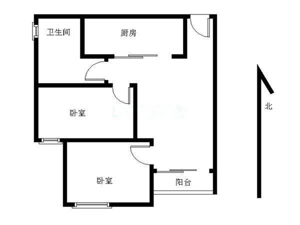 深圳荣超花园户型图