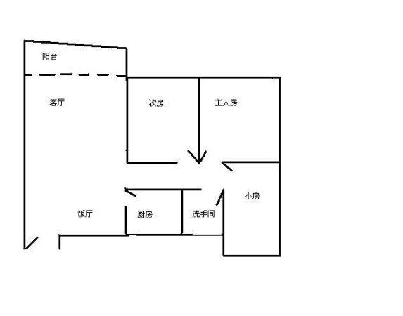 推推99深圳房产网中兆花园户型图