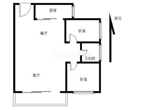 深圳大益广场户型图