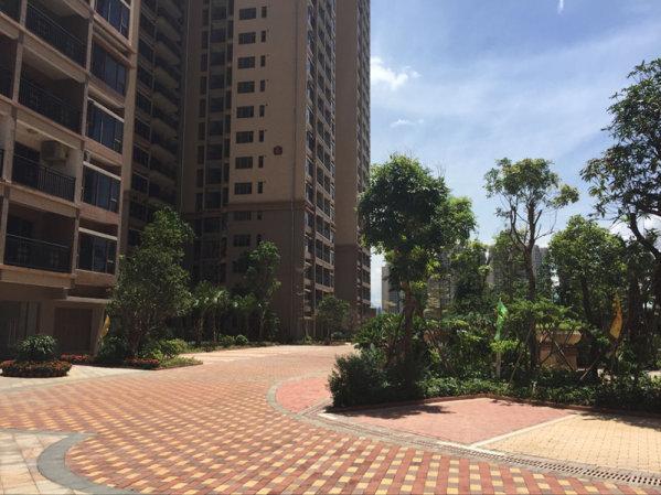 深圳龙光城外景图