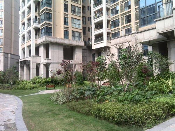 深圳泛海拉菲花园二期外景图