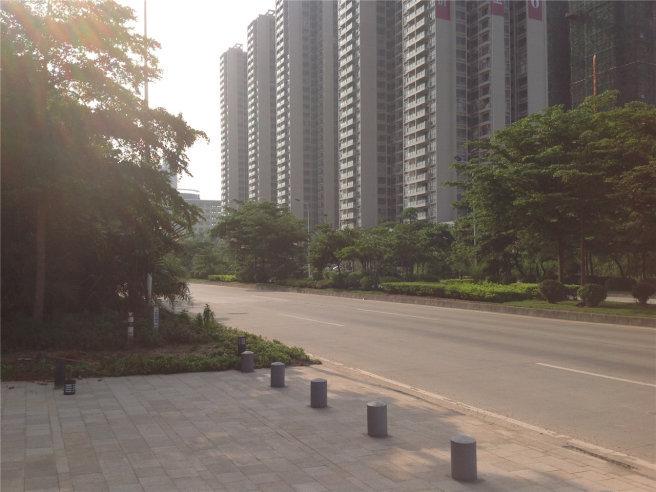 深圳锦地繁花外景图