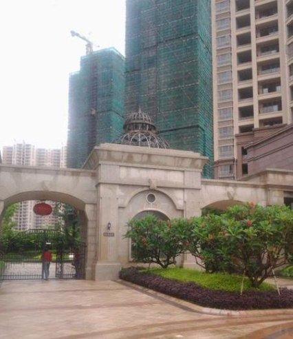深圳天悦龙庭外景图