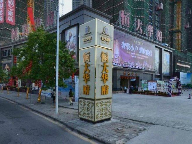 深圳河背村(龙岗)外景图