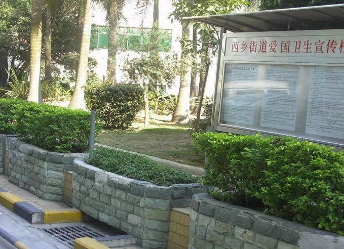 深圳大益广场外景图