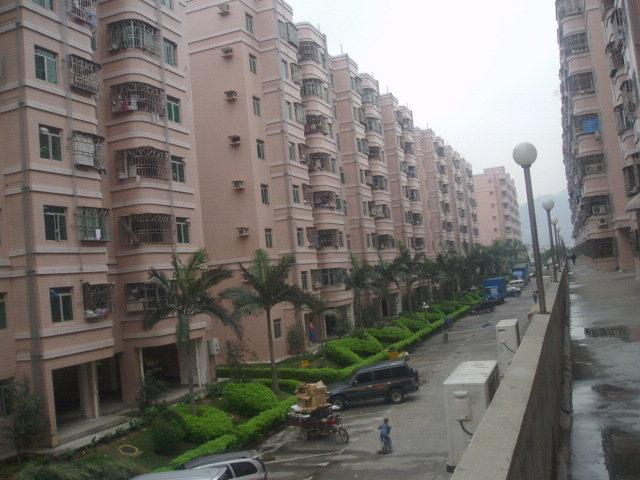 深圳荣超花园外景图