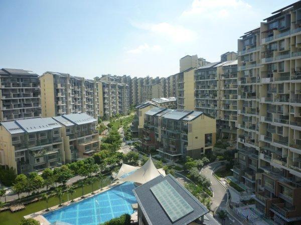 推推99深圳房产网春华四季园外景图