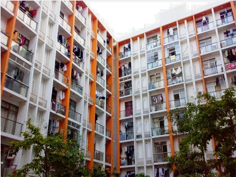推推99深圳房产网TaTa公寓外景图