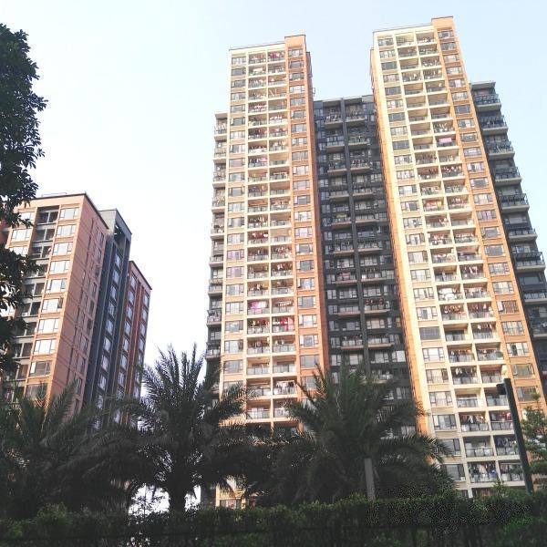 推推99深圳房产网中信龙盛广场外景图