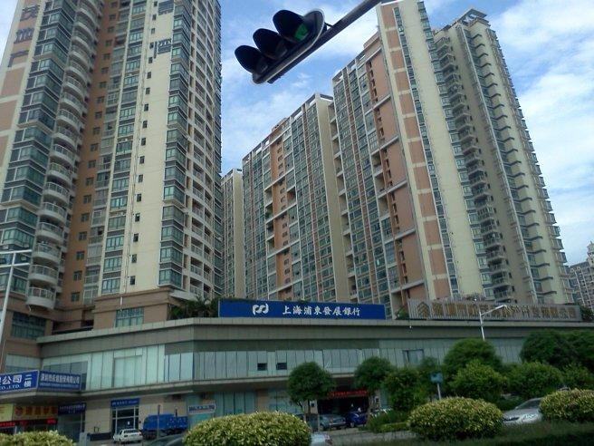 深圳御景湾外景图