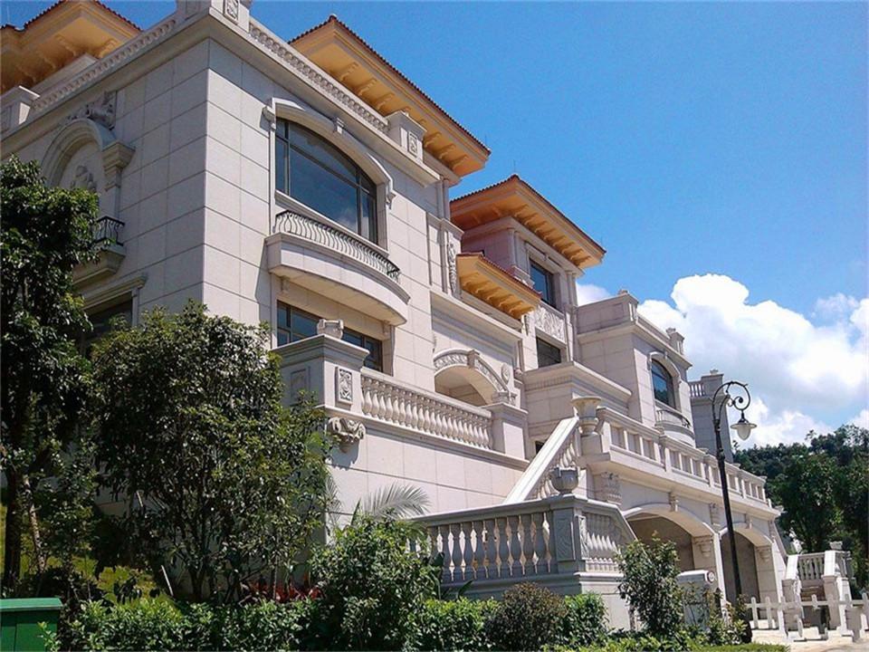 深圳惠阳碧桂园山河城别墅外景图图片