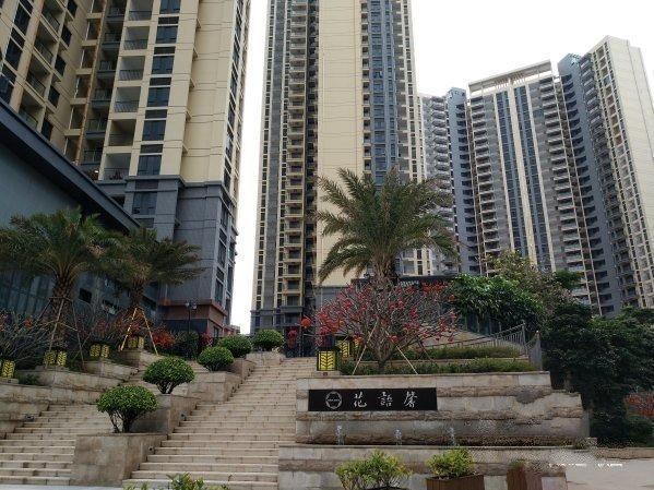 深圳花语馨花园外景图